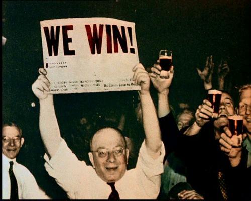 We Win!